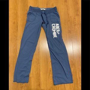 Abercrombie & Fitch Sweatpants Juniors Large